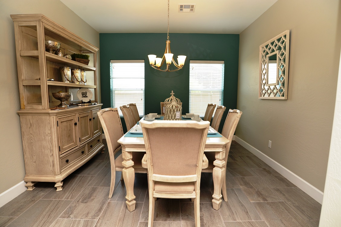 Hobbs Homebuilder - Dining Room